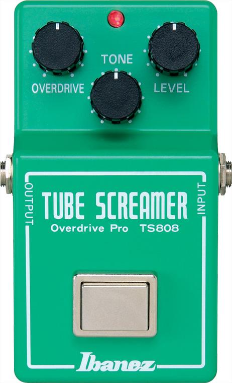 ibanez ts 808 tube screamer guitar effects nuansa musik. Black Bedroom Furniture Sets. Home Design Ideas