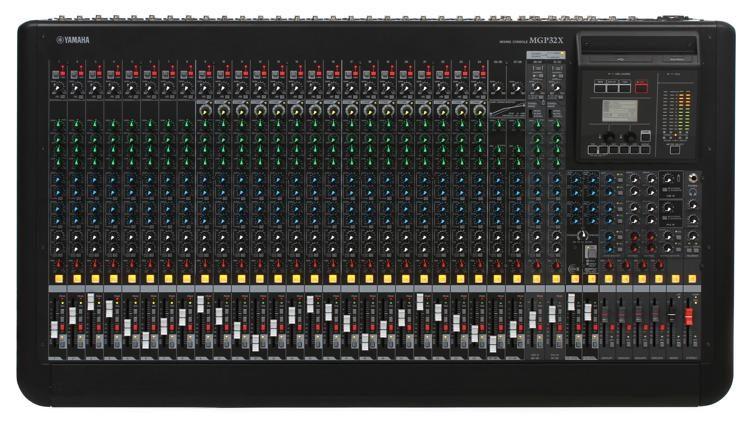 Yamaha Mgp32x Analog Mixer Nuansa Musik
