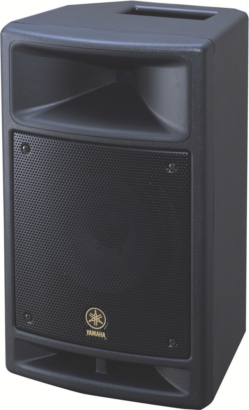 Yamaha msr 100 powered speakers nuansa musik for Yamaha powered monitor speakers