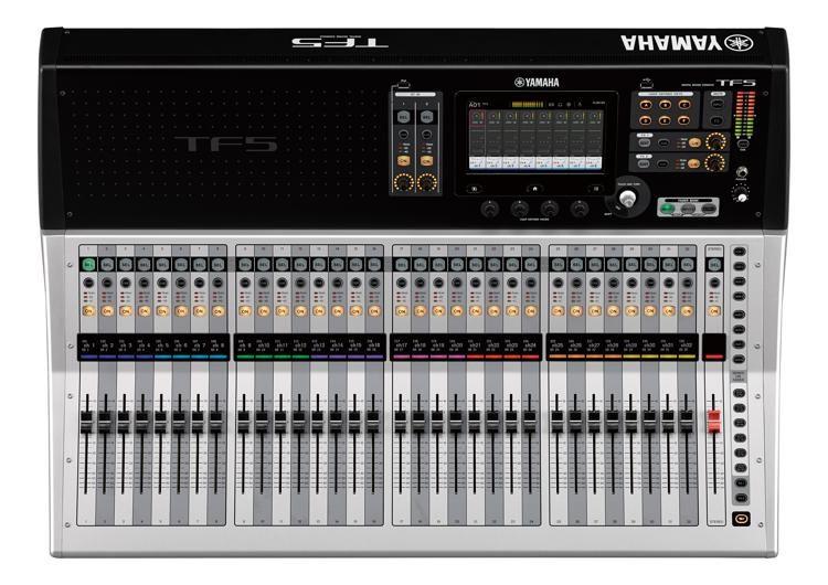 yamaha tf5 digital mixing console nuansa musik. Black Bedroom Furniture Sets. Home Design Ideas