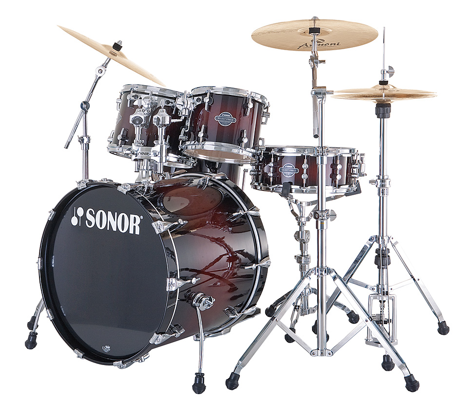 sonor select force stage 1 acoustic drum sets nuansa musik. Black Bedroom Furniture Sets. Home Design Ideas